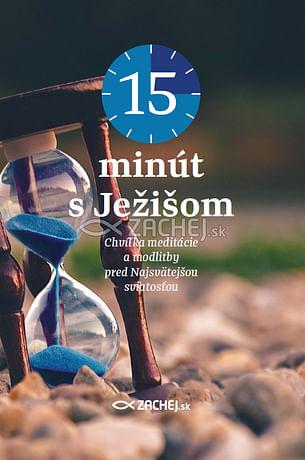 E-kniha: 15 minút s Ježišom