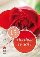 E-kniha: 15 štvrtkov sv. Rity
