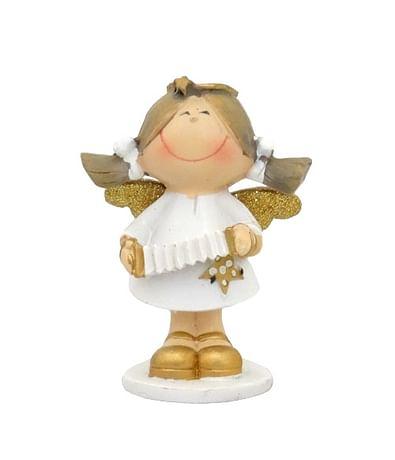 Anjel: s harmonikou (3939)