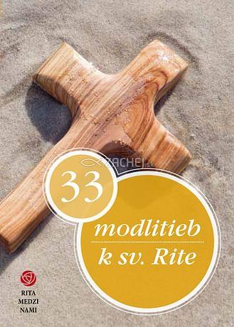 E-kniha: 33 modlitieb k sv. Rite