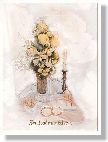 Pamiatka na Sviatosť manželstva (LV15)