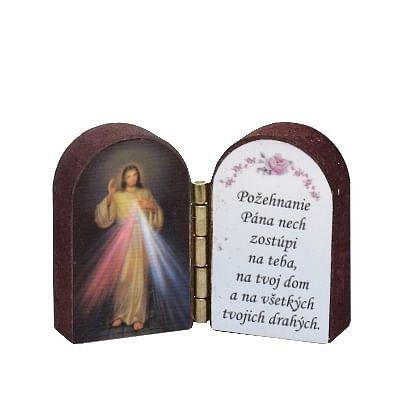 Oltárik:Božie Milosrdenstvo (3CM-18)