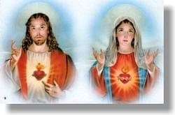 Magnetka: Božské srdce a Srdce Panny Márie (39)