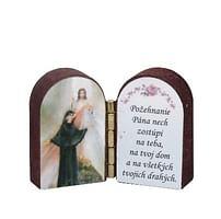 Oltárik: Sv. Faustína (3CM-16)