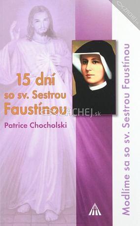 15 dní so svätou Sestrou Faustínou