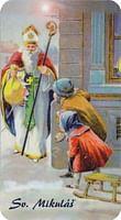 Magnetka: Sv. Mikuláš (LV39)