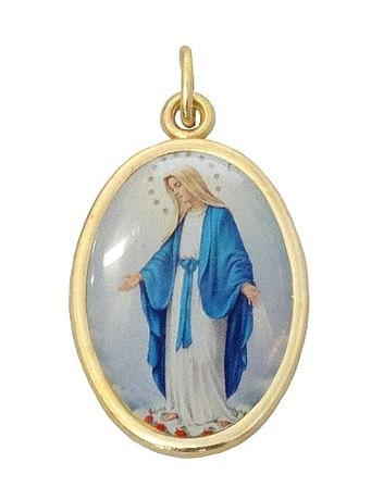 Medailón: Zázračná medaila (MEZ001z)