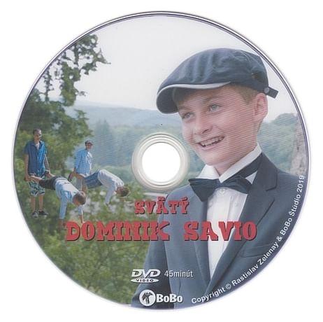 DVD: Svätý Dominik Savio