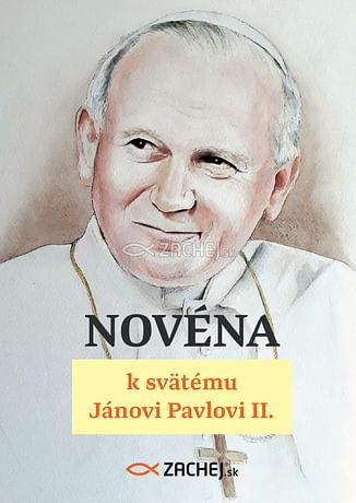 E-kniha: Novéna k svätému Jánovi Pavlovi II.