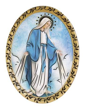 Magnetka: Panna Mária - Zázračná medaila (1364)