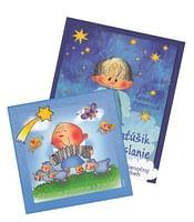 Sada: Omaľovanka - Adventné putovanie s anjelmi + Ako anjelik Zlatúšik splnil svoje poslanie (10)