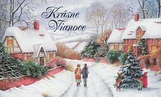 Pozdrav: vianočný (STIVA_B 19-433)