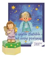 Sada: Anjel s lampášom + Ako anjel Zlatúšik...(12)