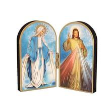 Oltárik: Božie milosrdenstvo + Zázračná medaila (22/178)