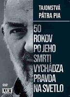 DVD: Tajomstvá Pátra Pia
