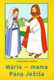 Omaľovánka - Mária, mama Pána Ježiša