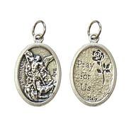 Medailón: sv. Michal archanjel (G022s)
