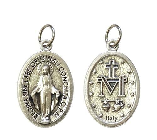 Medailón: Panna Mária Zázračná medaila (G022s)