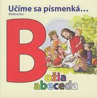 Maľovanka - Učíme sa písmenká... Božia abeceda