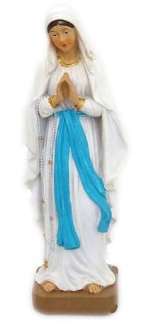 Socha: Panna Mária Lurdská - 30 cm (4003/M314)