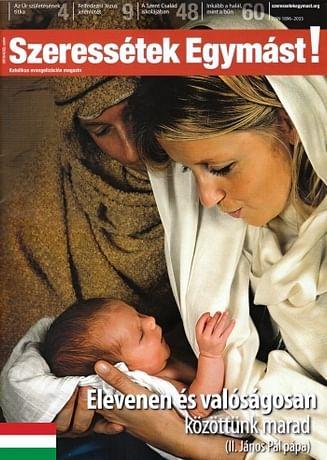 Časopis Szeressétek Egymást! (32)