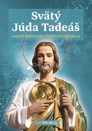 E-kniha: Svätý Júda Tadeáš - veľký pomocník v ťažkých chvíľach