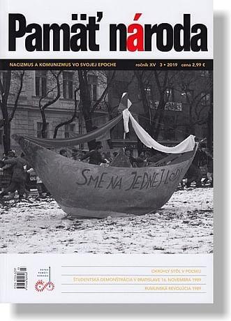 Časopis: Pamäť národa 3/2019