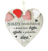 Drevené srdce: Nikdy neodchádzaj... (SDZ01-05)