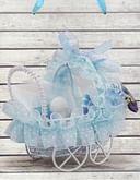 Darčeková taška: kočík - modrá (TOR1228)