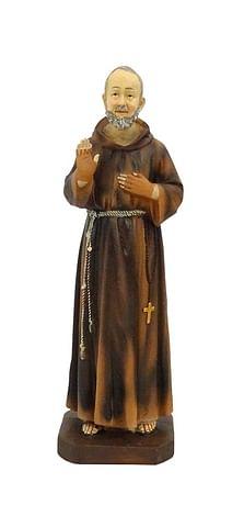 Socha: Svätý Páter Pio - 23 cm (1369)