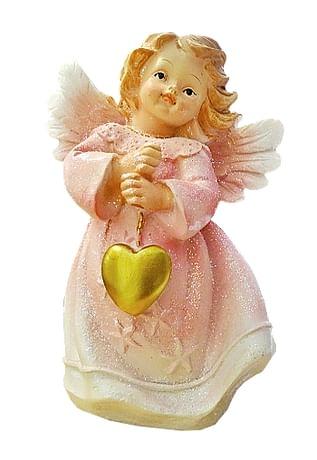 Anjel: ružový (5233)