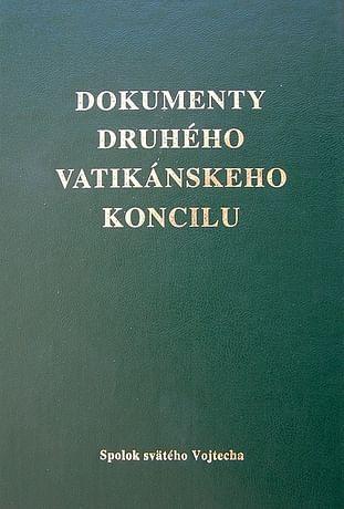 E-kniha: Dokumenty druhého vatikánskeho koncilu