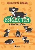 E-kniha: Psíček Tom a ako to začalo - obrázkové čítanie