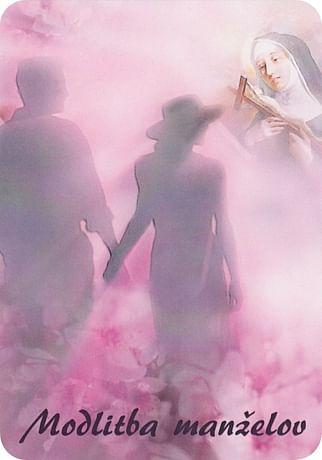 Skladačka: Modlitba manželov (LV54)