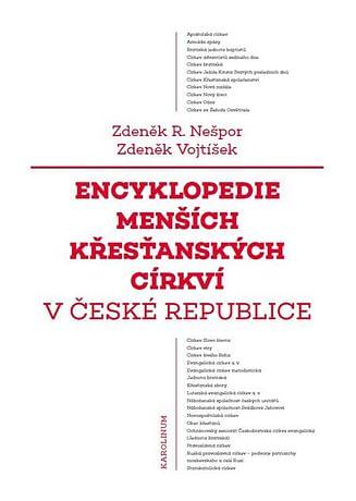 E-kniha: Encyklopedie menších křesťanských církví v České republice