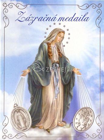 Zázračná medaila (brožúra)
