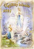Kalendár: katolícky, vreckový - 2021 (ZAEX)