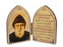 Oltárik: Svätý Charbel (22/120)