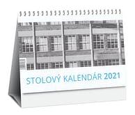 Kalendár: pracovný, stolový - 2021 (malý/Neo)