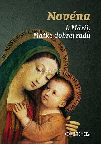 E-kniha: Novéna k Márii, Matke dobrej rady
