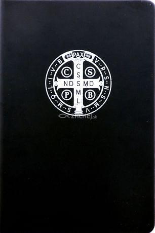 Zápisník: Benediktínsky kríž (A5)