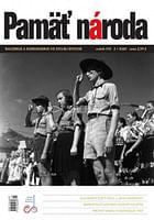 Časopis: Pamäť národa 2/2020