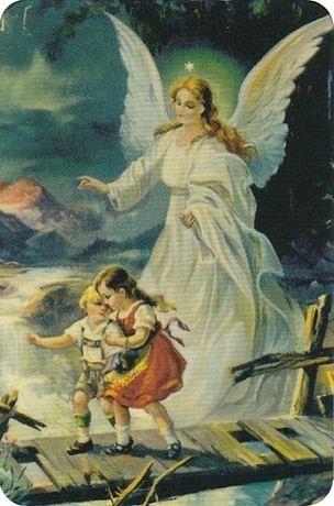 Magnetka: Anjel strážny (17/02 Mag33)