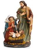 Soška: Svätá rodina - 13 cm (PB17029)