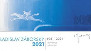 Kalendár: Ladislav Záborský, nástenný - 2021
