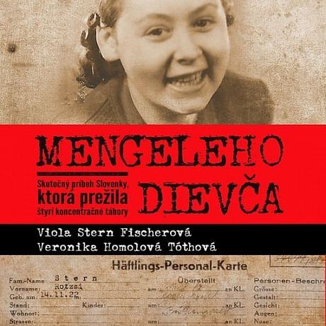 2CD: Mengeleho dievča (audiokniha)