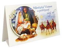 Pozdrav: Milostiplné Vianoce a požehnaný nový rok (STIVA_C 19-452)