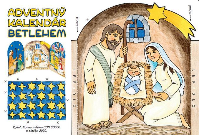 Adventný kalendár: Betlehem