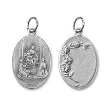 Medailón: Panna Mária Pompejská (FM022s)