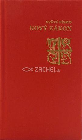 Sväté písmo: Nový zákon (tvrdá väzba)